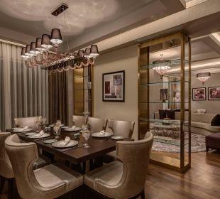 King Suite Wohnbereich Hotel Rixos Premium Tekirova