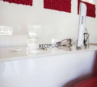 Rezeption Hotel Astoria Playa Adults Only