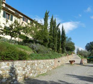 Gebäude mit Suiten Colombaio Hotel & Wine Resort Villa Dievole