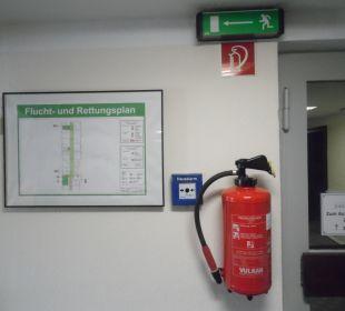 Brandschutz Hotel Jodquellenhof Alpamare (Hotelbetrieb eingestellt)