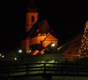 Pfarrkirche Ramsau Gästehaus Martinsklause