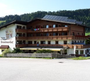 Außenansicht Hotel Brandauerhof