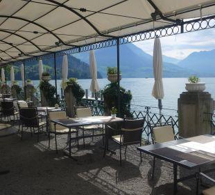 Restaurant am See Hotel Vitznauerhof
