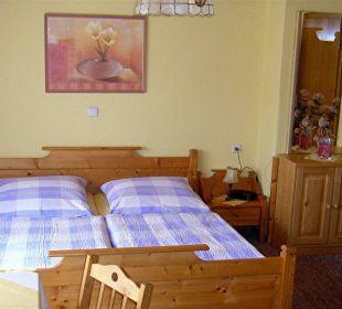 4-Sterne-Ferienwohnung - Schlafzimmer 1 Ferienwohnung Lettenmaier