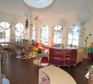 Kindergarten Familotel Oberkarteis