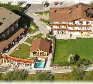 Biovita im Sommer Biovita Hotel Alpi