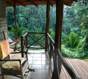 Dschungel-Villa Esquinas Rainforest Lodge