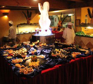 Buffet BBQ-Abend VIK Hotel Cayena Beach Club