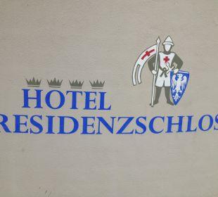 Außenansicht Welcome Hotel Residenzschloss