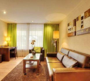Exklusives Wohnen in den Zimmern der Dependance Der Öschberghof