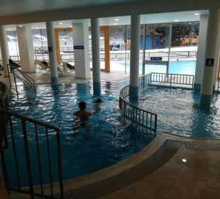Pool Hotel Urbani Ossiacher See