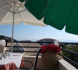 Entspannt speisen Hotel Corfu Pelagos