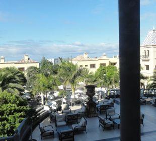 Blick in den Garten Lopesan Villa del Conde Resort & Spa