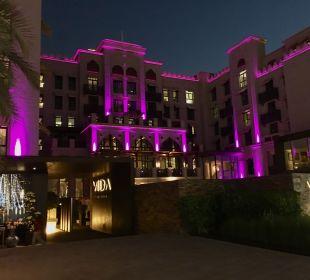 Außenansicht Vida Hotel Downtown Dubai