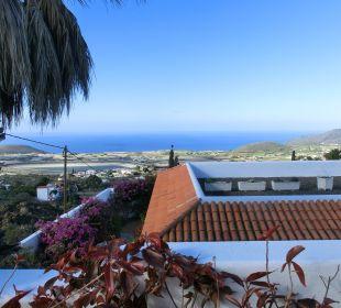 Blick von der Terrasse Hotel La Palma Jardin
