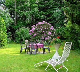 Garten Kurpension Wölfel