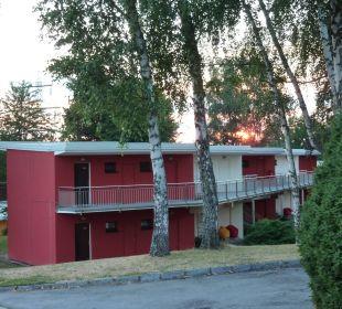 Untere Bungalows Hotel Ottenstein