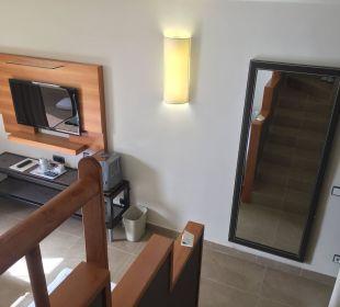 Blick zum EG Adrián Hoteles Jardines de Nivaria