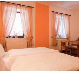 Doppelzimmer Hotel Hähnel