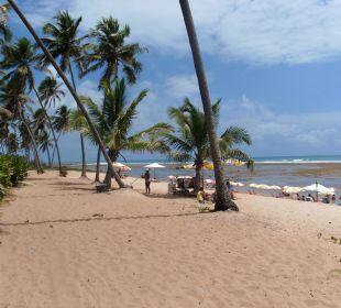 Strand beim Hotel Hotel Porto da Lua