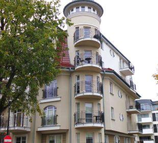 Appartment ganz oben im Turm Baltic Home Apartments