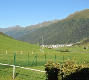 Ausblick Alpinhotel Monte