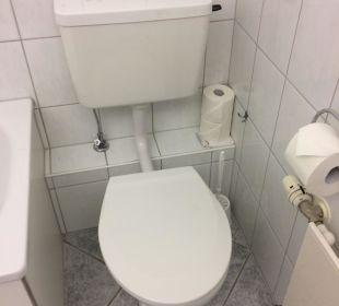 Toilette Familotel Hotel Sonnenhügel