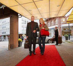 Eingangsbereich Hotel Basel Hotel Basel