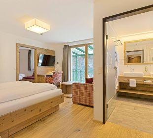 Familienstudio - Kristall - superior mit Badezimmer Hotel Kristall