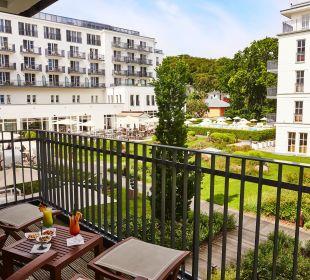 Gartenanlage Steigenberger Grandhotel and Spa