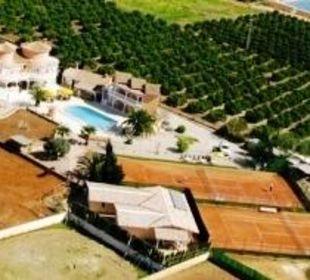 Gesamtansicht Hotel Los Caballos