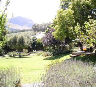 Wunderschoener Garten 4 Heaven Guesthouse