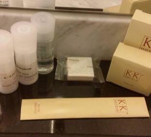 Набор косметики K+K Hotel am Harras