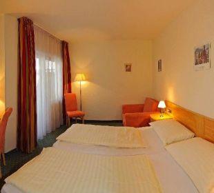 Zimmer Beispiel Typ Pinzgau Ferienhotel Martinerhof