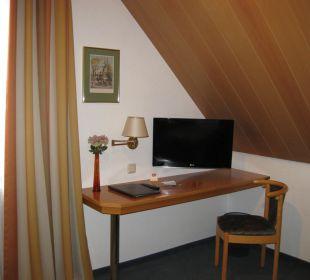Neue TV Geräte jetzt in jedem Zimmer Hotel Am Ostpark
