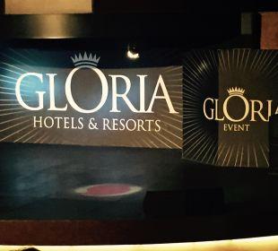 Theater Gloria Verde Resort