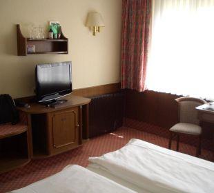 Unser Zimmer Hotel Stefanie