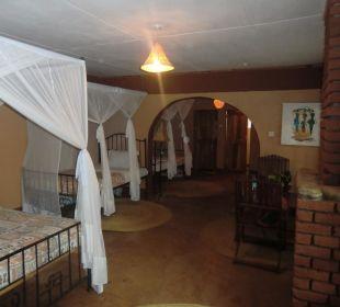 Mehrbettzimmer Octagon Safari Lodge