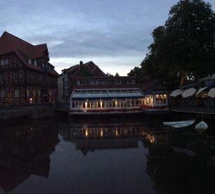 Panoramaansicht des Hotels Romantik Hotel Bergström