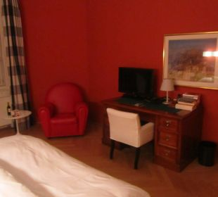 Bedroom Hotel Altstadt Vienna