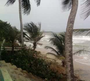 Hotelstrand Hotel Isla Caribe Beach