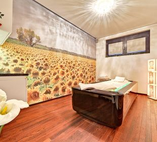 Massageliege Thermo SPA Belvédère Strandhotel