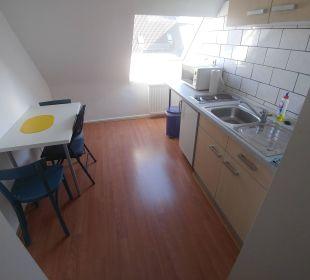 Küche Hotel-Pension Alt-Rodenkirchen