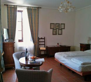Camera superiore in der Villa Hotel & Wine Resort Villa Dievole