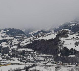 Zimmerausblick  Hotel Alpenschlössl
