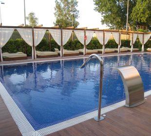 Ruhepool - Zugang nur für Erwachsene Hotel Viva Tropic