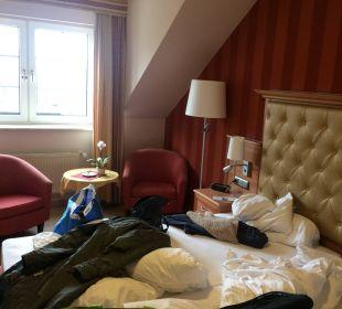 Bett Ringhotel Zum Stein
