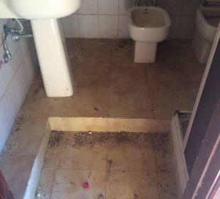 Sanitäre Anlage UG Sardafit Ferienhaus Budoni