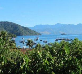 Ausblick vom Zimmer Hotel Pousada Naturalia
