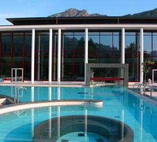 Pool Kurhotel Falter